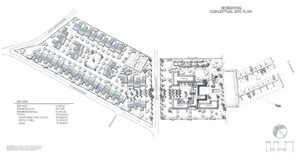 BAY HARBOR - Site Plan