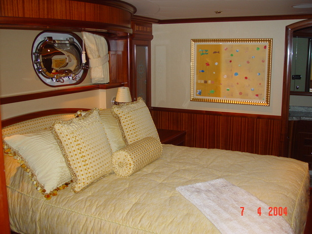 MoonSand - Interior Guest Suite