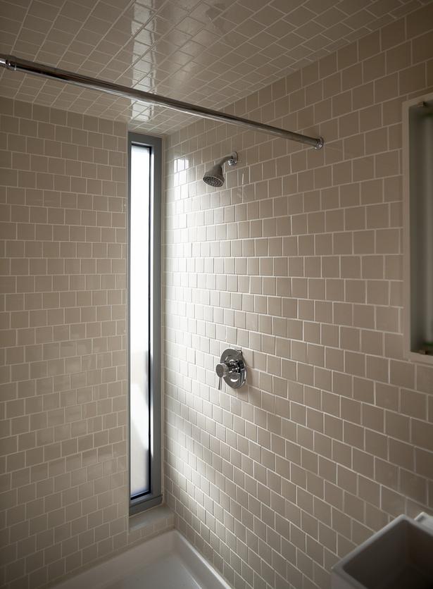 Bathroom of New Norris House