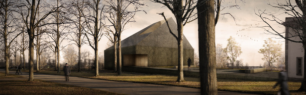 Play-time - Crematorium in Basel for Josep Ferrando Bramona 02
