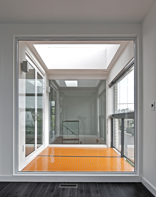 Patio House Rzlbd Archinect