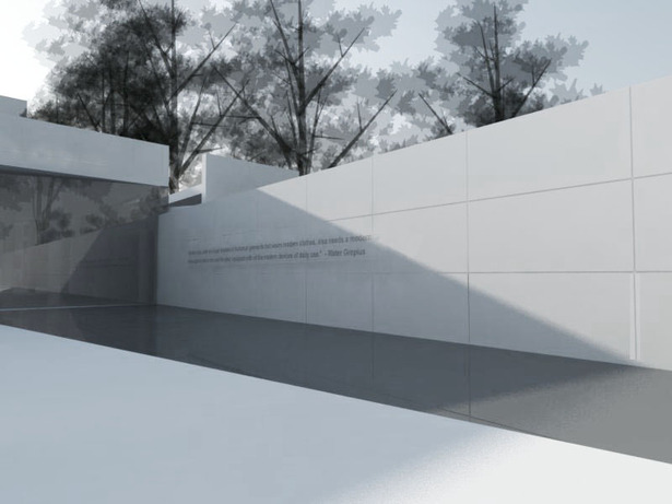 reflecting pool rendering 2