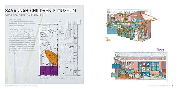 Plan & renderings