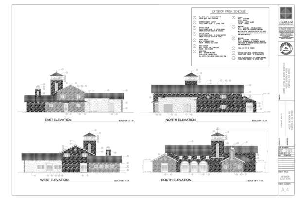 Auto-Cad Elevations