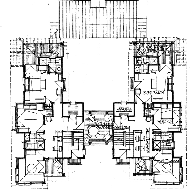 THIRD FLOOR - ORIGINAL CONCEPT