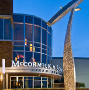 Exterior Design for New Jersey McCormick & Schmick's