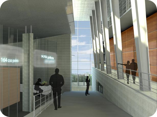 Interior Perspective [lobby]