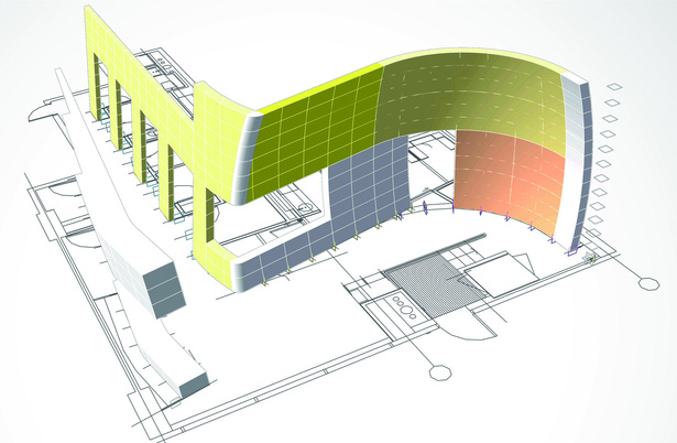 (JET) BIM Model for Pharmacy and Clinic Design