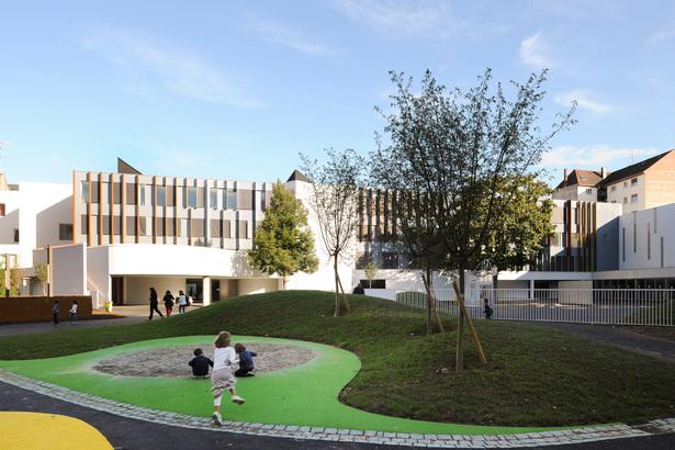 Saint Jean Group Of Schools In Strasbourg Dominique