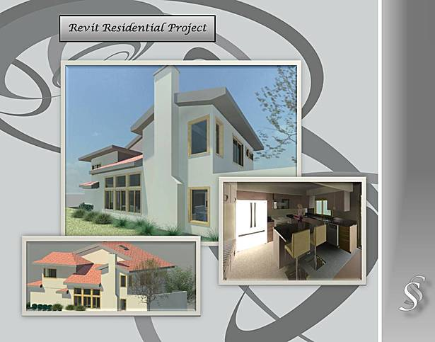 Residential Project - Revit