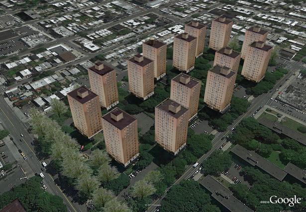 Queensview - Google Model by J. F. Bautista. Astoria, NY