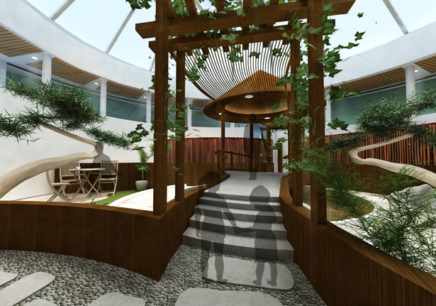 Indoor Zen Garden Design