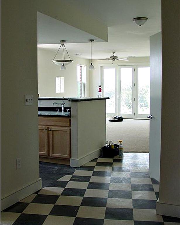 Interior from Foyer