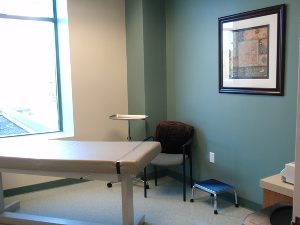 VCA Exam Room Photo