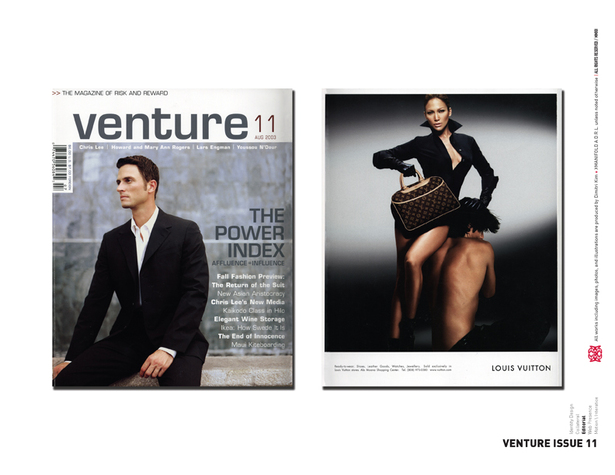 Venture Issue 11