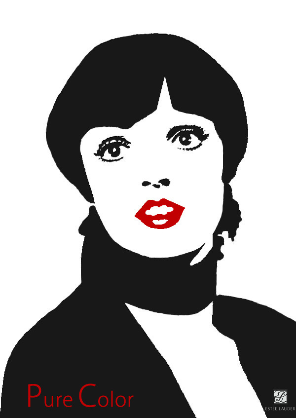 Estee-Lauder - Liza Minnelli