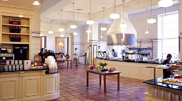 Harvard Law School Servery