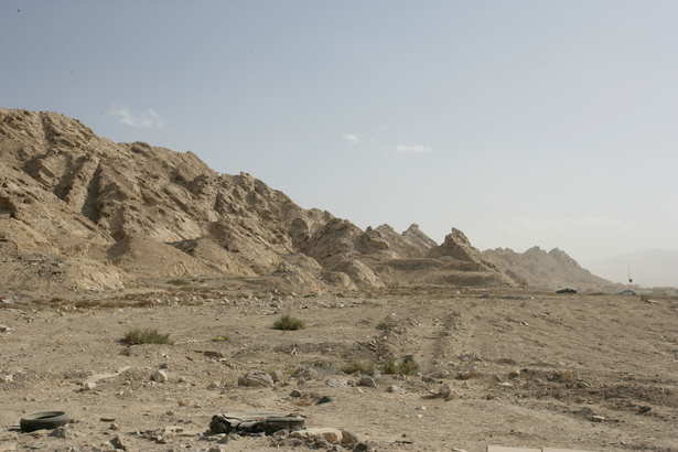 Jebel Hafeet site photo