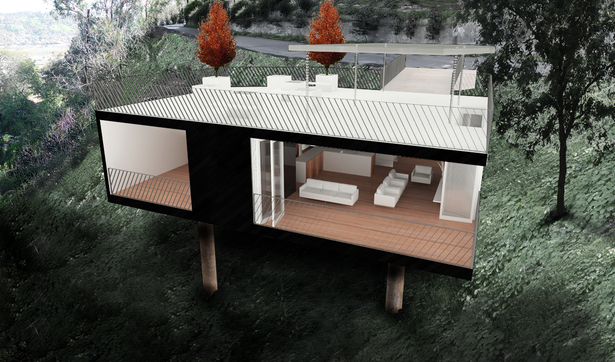 Exterior render