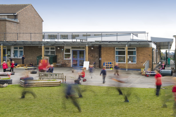 Woolley Wood & Mansel Schools Co-location