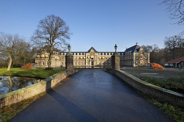 Hageveld Estate entrance to Voorhuis
