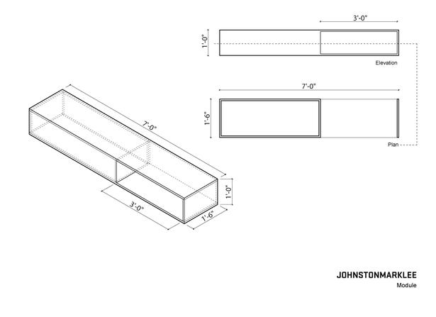 Module Shop Drawing