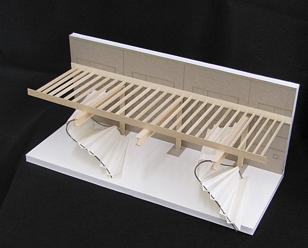 Physical model of Ceiling Unit