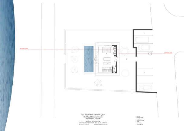 K01 FIRST FLOOR PLAN