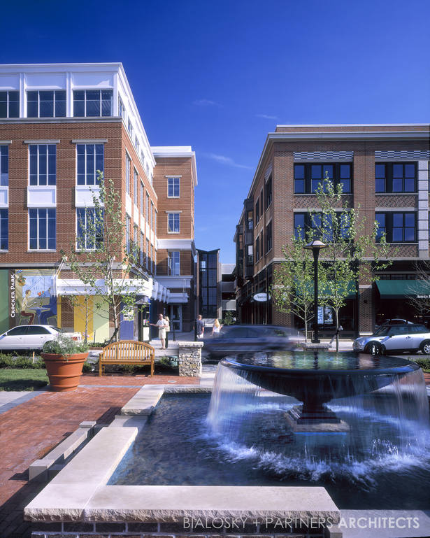 Crocker Park - Bialosky + Partners Architects