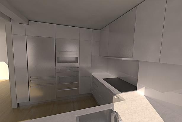 Final Kitchen Decision View: B