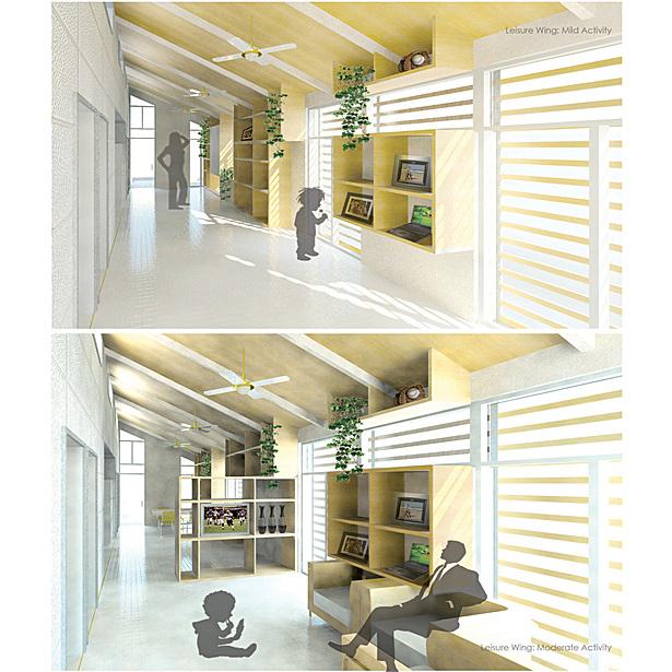 SSPLIT House Interiors