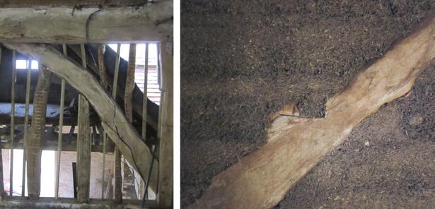 hempcrete barn restoration