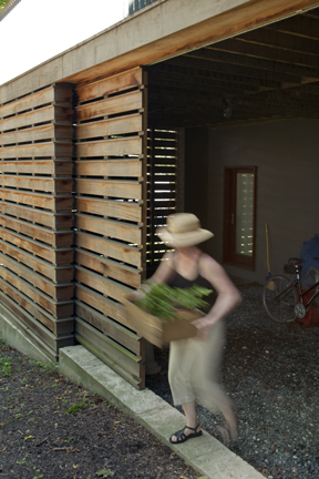 Storage in use