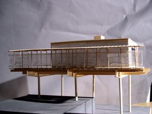 Studio Exterior-Study Model