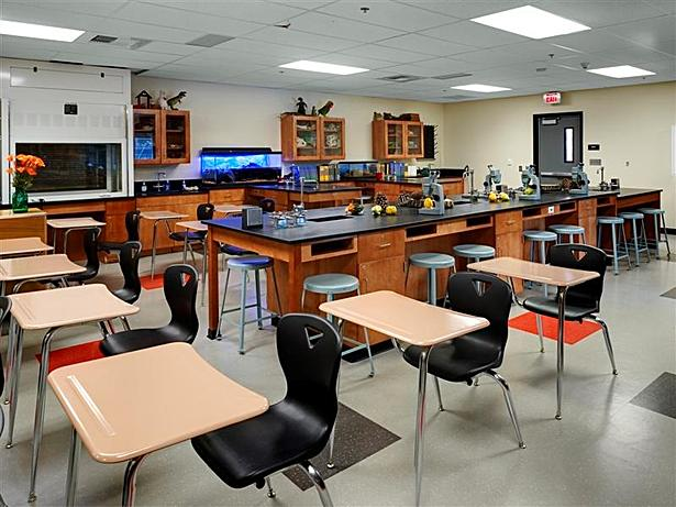 Moderized Science Lab