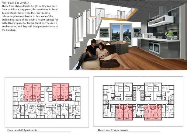 Apartments- AutoCAD
