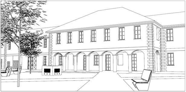 Principal building