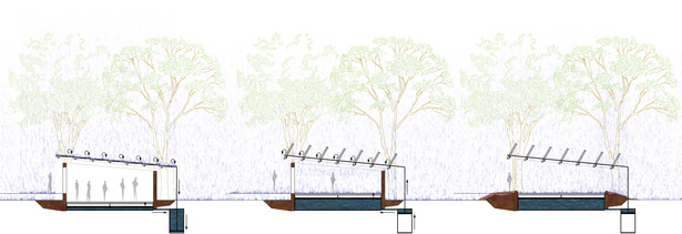 Natural Selection Artist Pavilion Scheme
