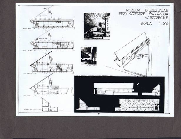 Plans, Elevations and Sketches