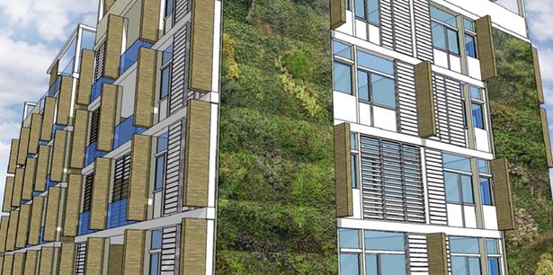 The Sustainable Neighborhood