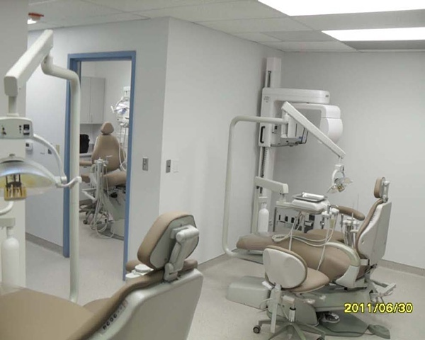 New Dental Station