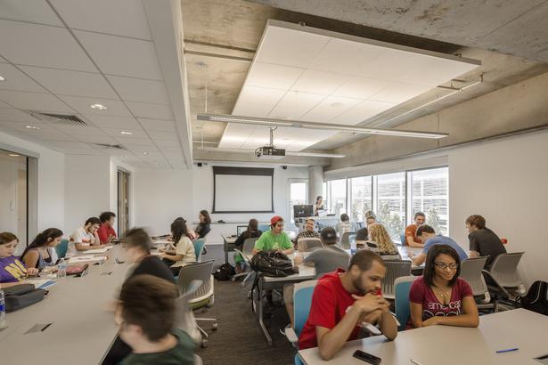 Classroom (photo: Tim Griffith)