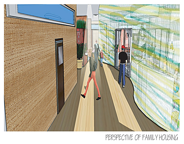 Perspective of Family Housing