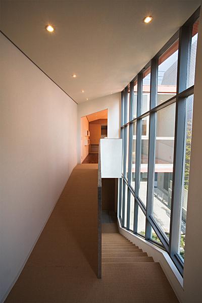 stairway too