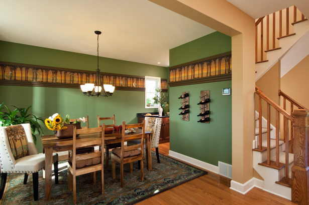 Showhouse jessica doyle archinect for Kitchen dining room wallpaper