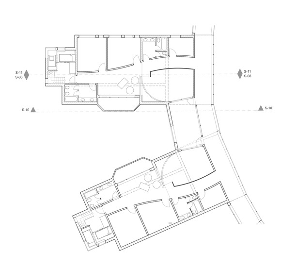housing second floor plan