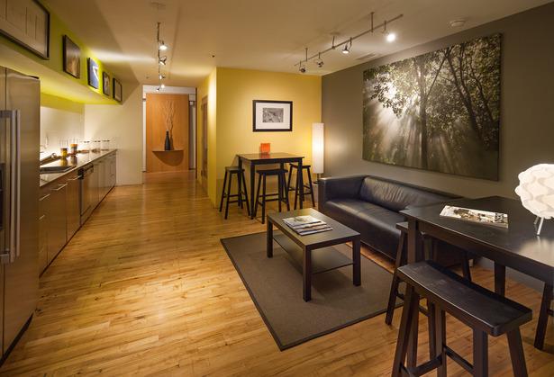 Break Room + Lounge