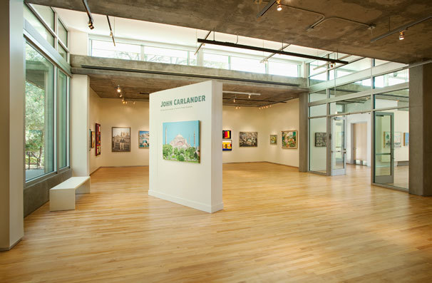 Westmont College Adams Center Gallery (Arts Building)