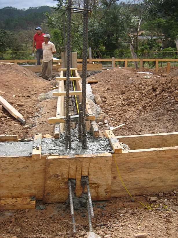 Re-bar and Formwork
