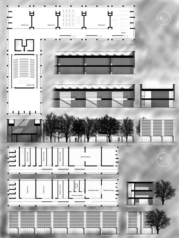 Elevations (competition entry)